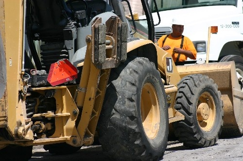 Typical Construction Equipment Cover Photo