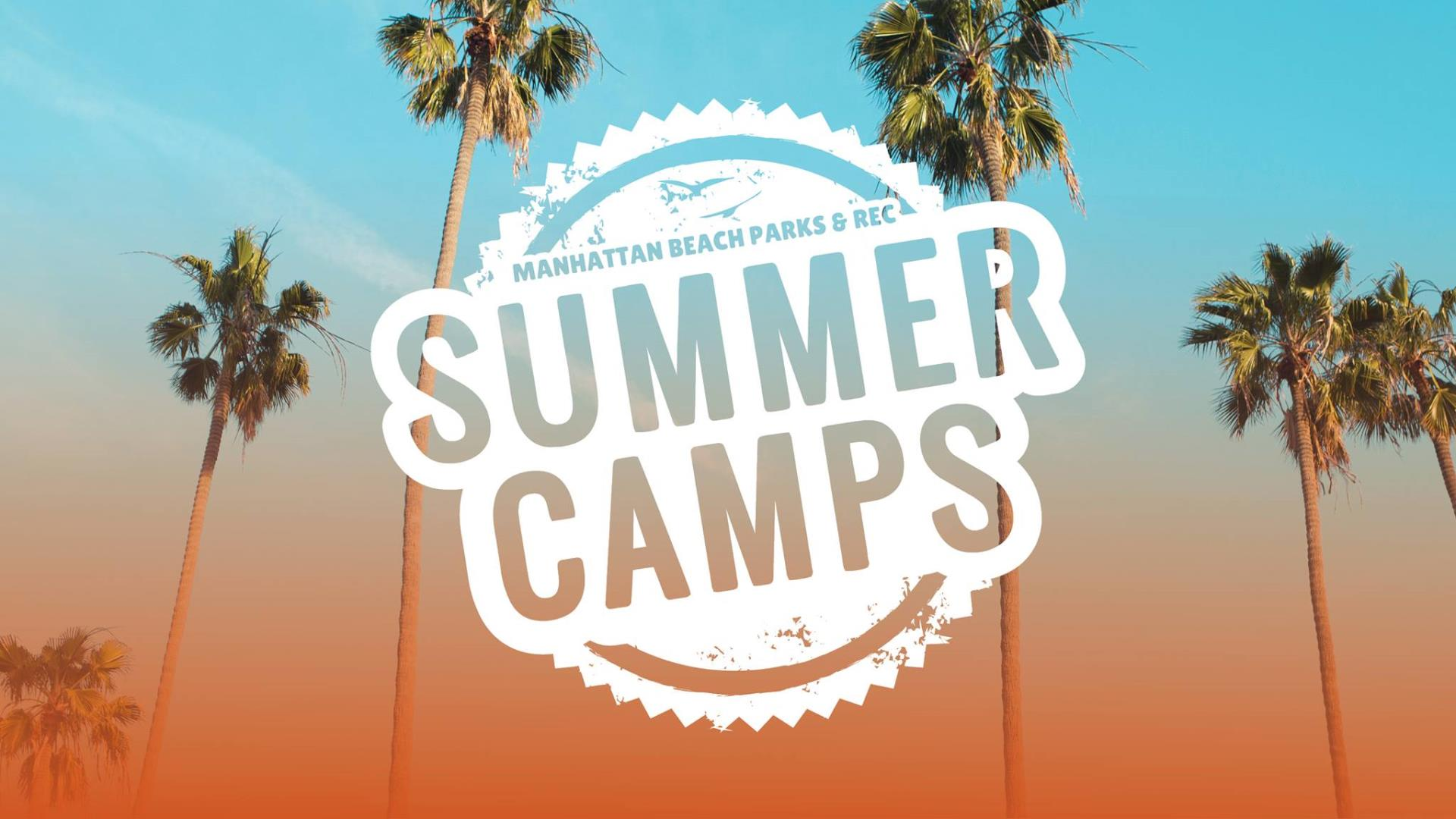 2018 Summer Camps Website Banner