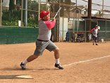 Men's Senior Slo-Pitch