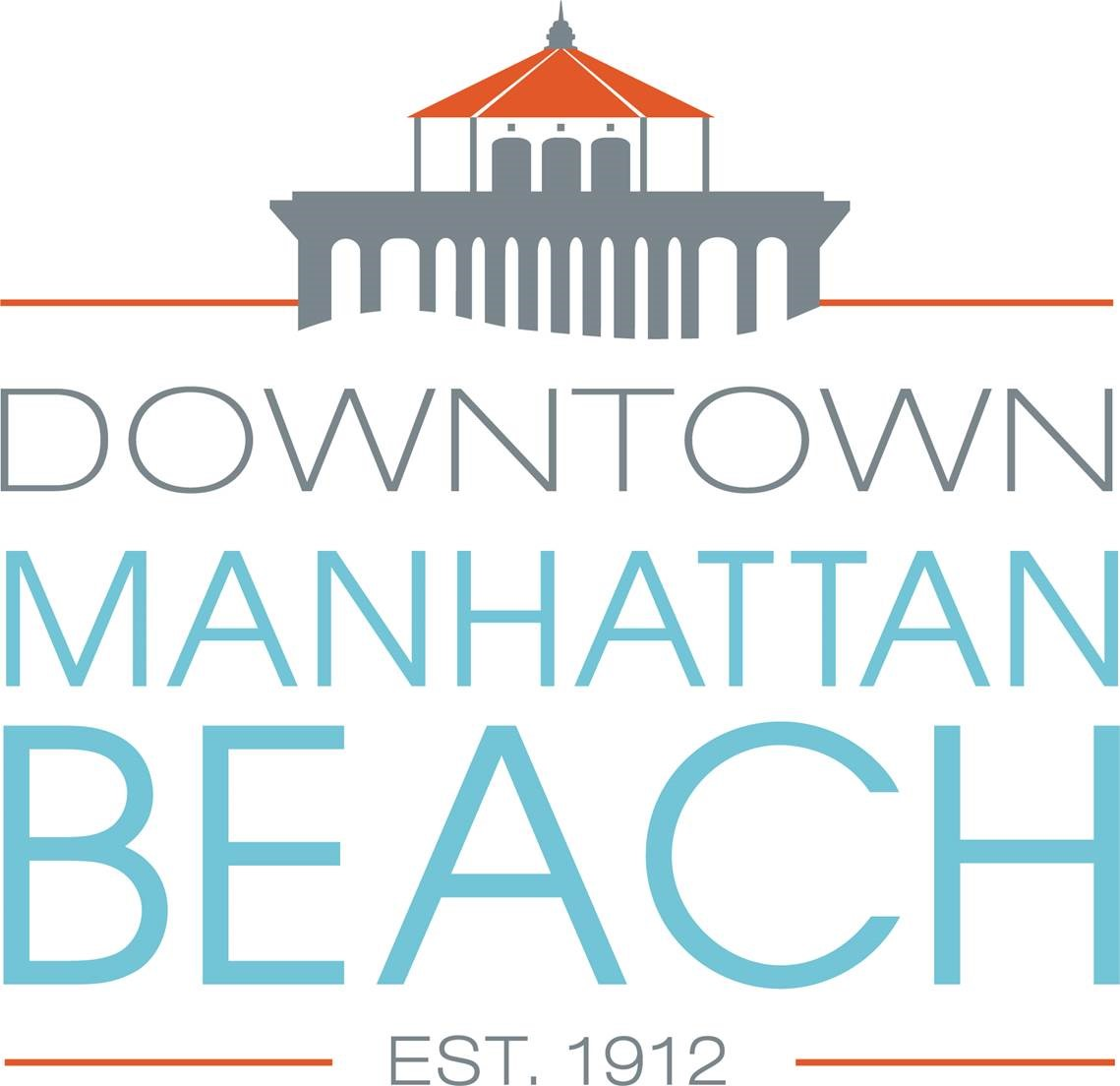 Downtown Manhattan Beach Logo