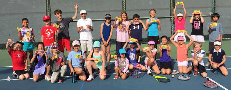 Youth Tennis Palooza 2018