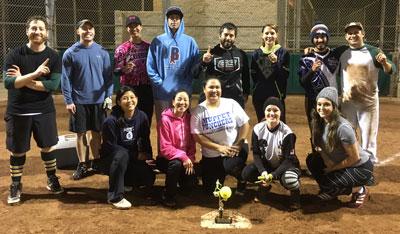 Softball Leagues   City of Manhattan Beach