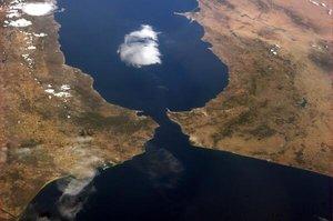 Straits of Gilbratar, Mediterranean Sea