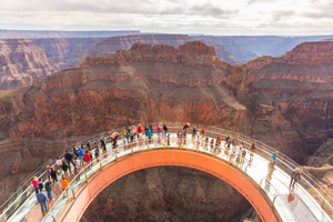 Skywalk and Eagle Point, Grand Canyon