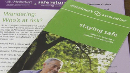 Staying Safe Pamphlets