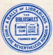 The Bibliosmiles Logo