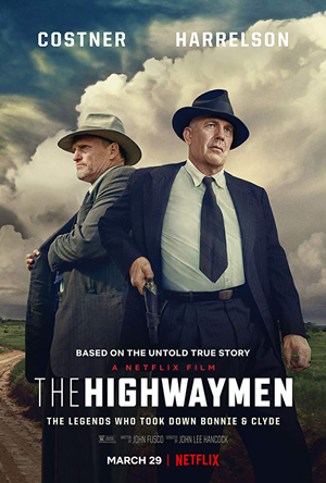 The Highway Men movie poster