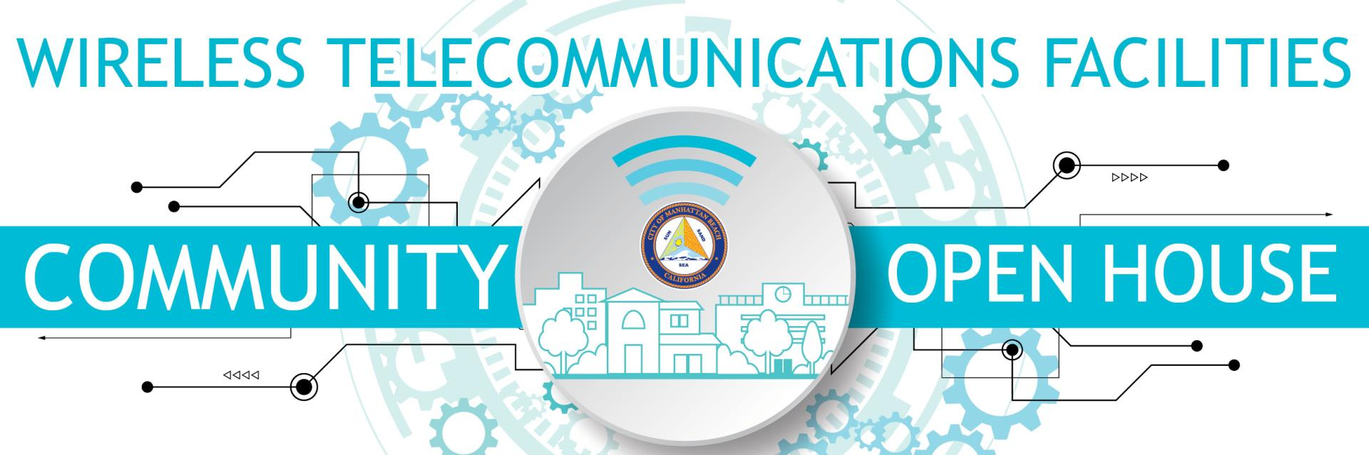 2019 Telecommunications Community Open House Web Banner COLOR