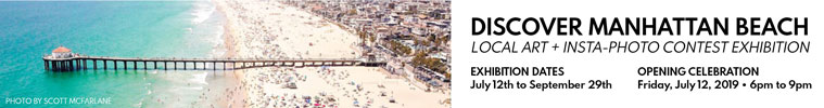 Discover Manhattan Beach Website Banner