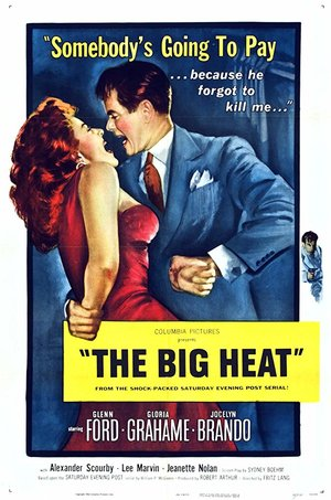 The Big Heat movie poster