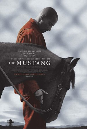The Mustang movie poster