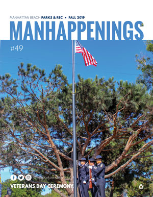 Fall 2019 MANHAPPENINGS Cover