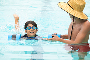 Begg Pool Swim Lessons - Private Lessons