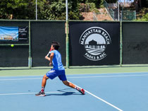 Adult Tennis Classes