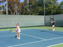 Youth Tennis Classes