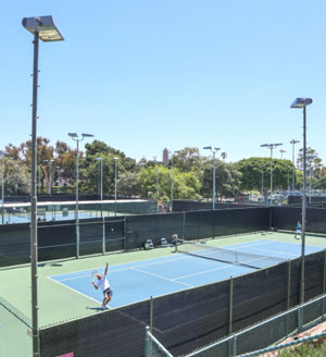 City to Re-open Tennis, Paddleball and Pickleball Courts