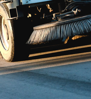 City to Resume Street Sweeping Services June 15