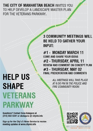 Save the Date - Landscape Planning on the Veterans Parkway
