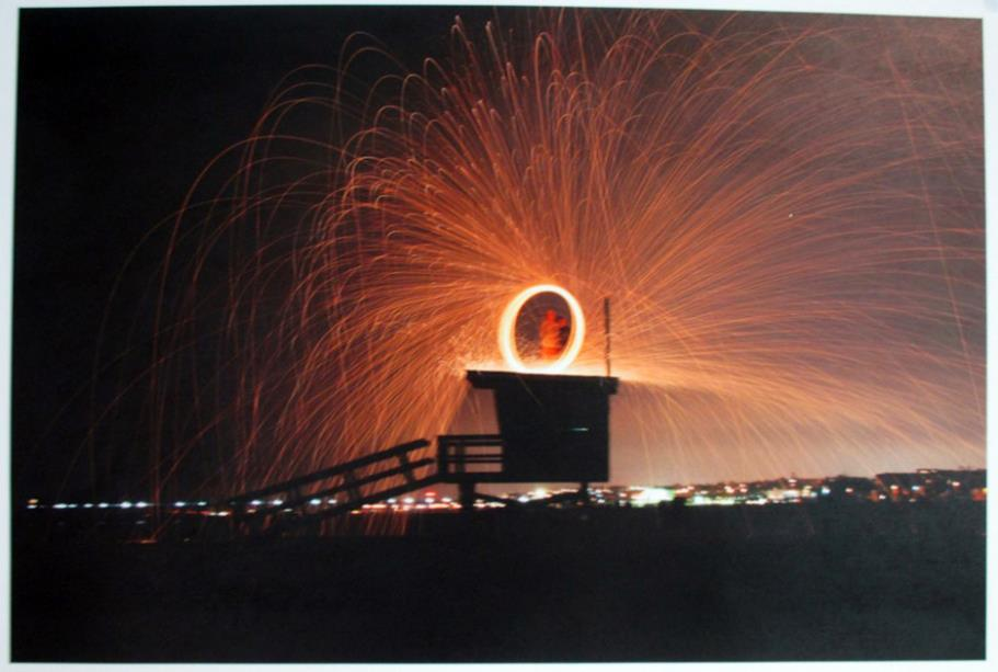 Ring of Fire, Bella Demarco, 1st Place Photography