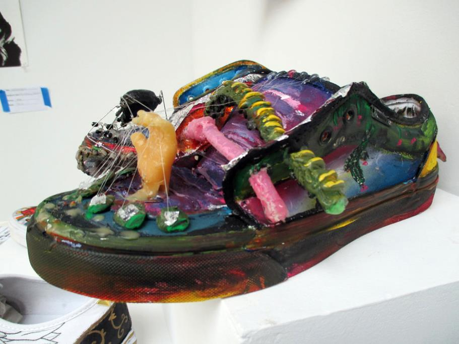 Unititled, Brenda Quintero, 1st Place Mixed Media Arts and Best in Show (Detail Image)