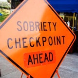 Traffic Safety - Sobriety Checkpoint