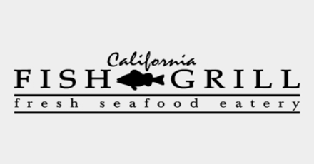 California Fish Grill restaurant logo
