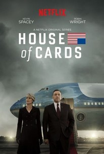 House of Cards Television Poster