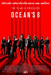 Ocean's Eight Movie Poster