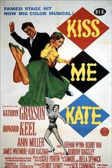 Kiss Me Kate Movie Poster