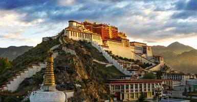 Tibetan Palace