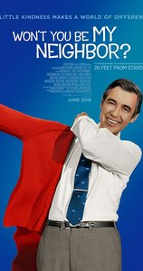 Won't You Be My Neighbor Movie Poster