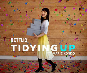Tidying Up with Marie Kondo Movie Poster