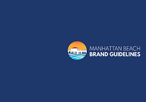 Manhattan Beach Brand Guidelines Cover