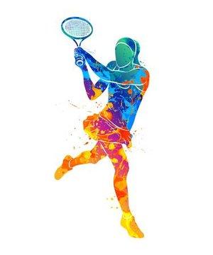 Older Adult Tennis