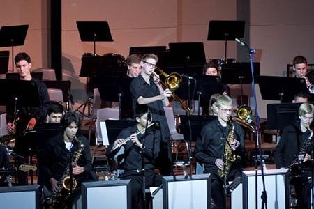 Mira Costa Jazz Band Large