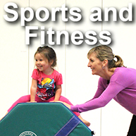 Tot Homepage - Sports and Fitness